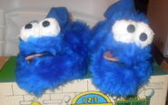 Jc penneys 1973 slippers cookie monster 2