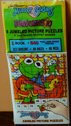 Lee publications 1989 funforms picture puzzles 1