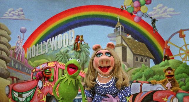 Rainbow connection finale
