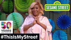 Sesame Street Memory Patti LaBelle ThisIsMyStreet