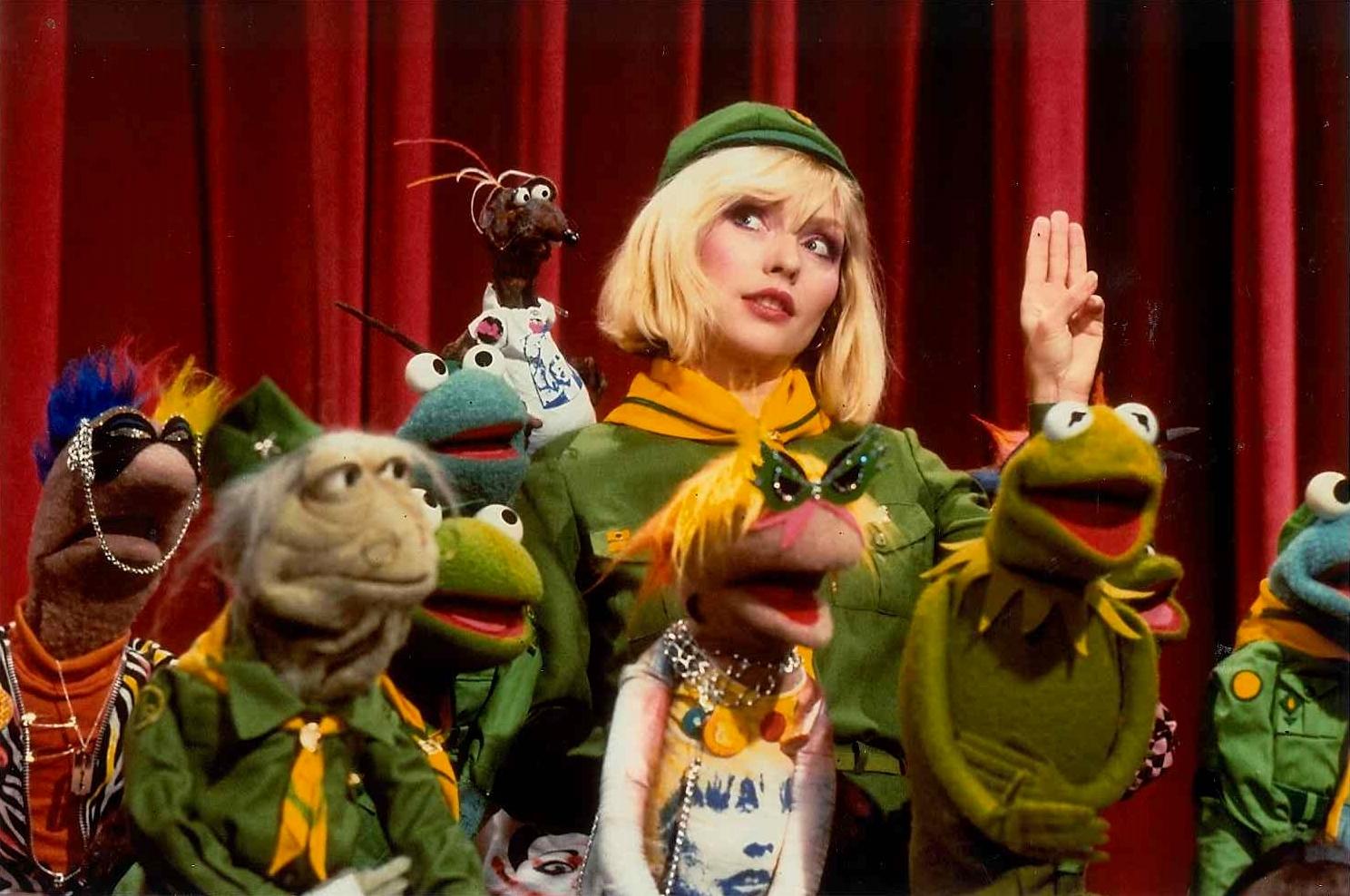 Episode 509: Debbie Harry | Muppet Wiki | FANDOM powered by