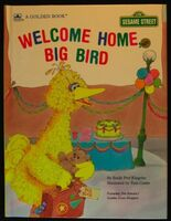 1985 welcome home big bird