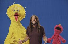 Dave Grohl 1 - Sesame50
