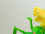 On the Road with Kermit and Miss Piggy Motorcycle Figurine Collection