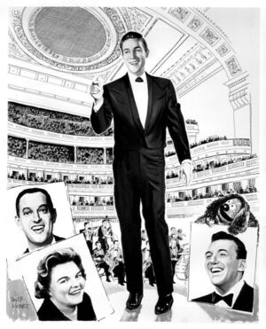 Jimmy Dean Show Carnegie Hall ad