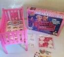 Muppet Babies Portable 3 in 1 Crib