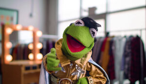 Omaze Kermit Elvis
