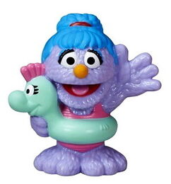 Playskool furchester hotel bath squirters ff