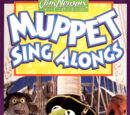 Muppet Treasure Island (Muppet Sing Alongs)