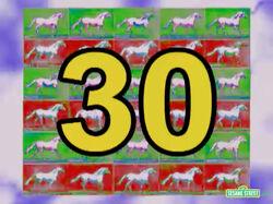 30Racehorses