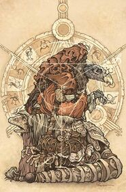 Beneath the Dark Crystal 02 cover David Petersen