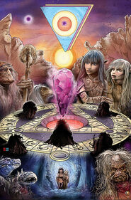 Beneath the Dark Crystal 04 cover Michael Allred