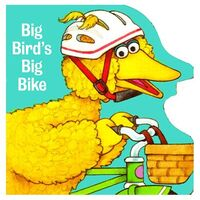 Big Bird's Big Bike