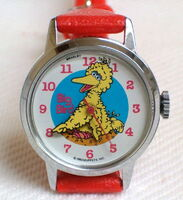 Bradley 1982 big bird watch