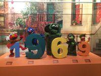 Center for Puppetry Arts - Sesame Street 1969