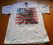 Changes kermit america t-shirt