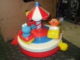Sesame Street carousel (Illco)