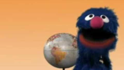 Global Grover sesamestreet