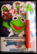 Lee publications muppet babies invisible ink picture book