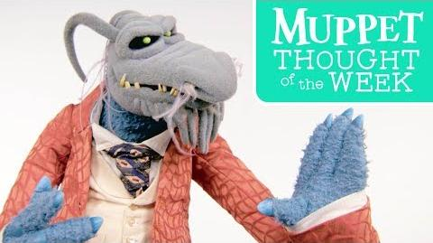 Muppet Thought of the Week ft. Uncle Deadly The Muppets-0