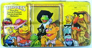 Muppets 1980 page of london paintbox