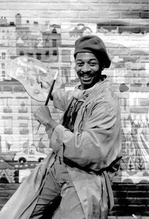 Robert Townsend as Speedy van Gough