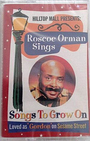 RoscoeOrmanSongsToGrowOn1995