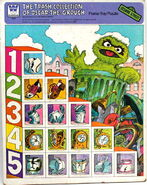Trash collection oscar puzzle