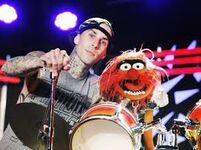 TravisBarker-Animal