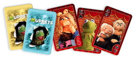 Trefl poland 2012 muppets playing cards 2