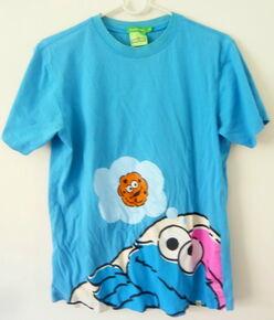 B 2009 t-shirt blue cm