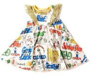 Boofoowoo sesame dress 1