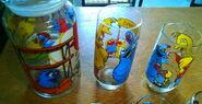 Cagle glassware 5