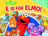 E is for Elmo