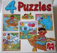 Jumbo 4 puzzles