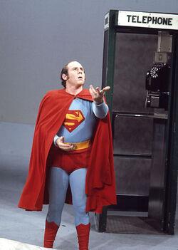 Larry block superman