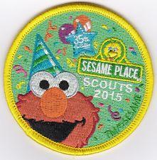 Sesame scouts 2015