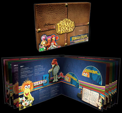 Fraggle Rock: The Ultimate Collection   Muppet Wiki   FANDOM
