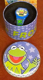 Giftco 2001 kermit watch 1