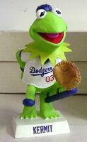Kermit dodgers bobble head