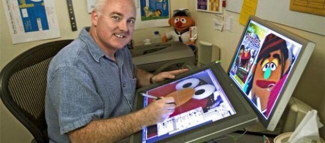 Mark at Sesame Workshop 1