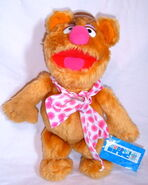 Play by play 1998 muppets inc fozzie bear plush uk