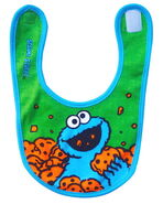 Small planet 2015 bib cookie monster