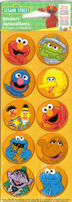 Stickety--Doo-Do Sesame Street Stickers