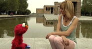 Susanna griso and elmo