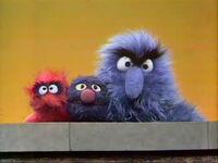 Three Monsters