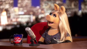 Up Late with Miss Piggy - host