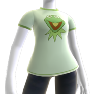 Xbox - kermit tee ladies