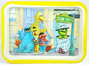 Demand marketing 1977 tray