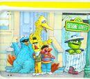 Sesame Street TV tray (Demand Marketing)